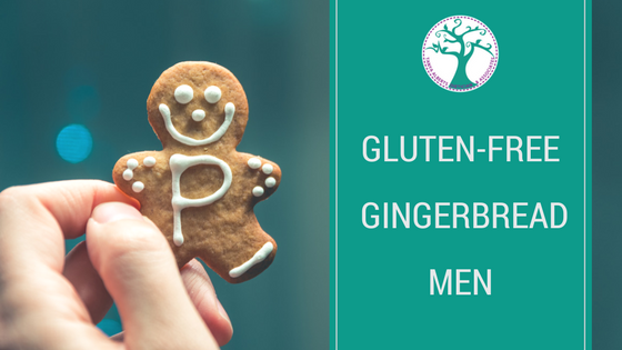 Gluten-Free Gingerbread Men