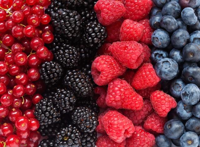 BenefitsofFreshBerries