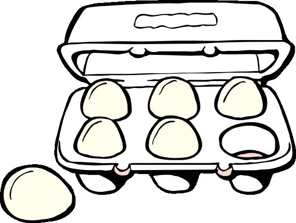 sardine-clipart-egg-carton-clipart-black-and-white-4