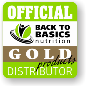 Back to Basics Nutrition Distributor
